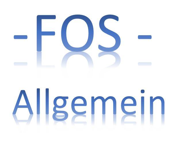 FOS-Allgemein
